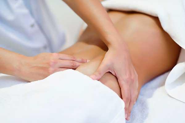Masaje para estética corporal